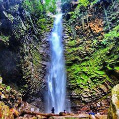 """""""Gazu Waterfall"""",  Savad Kouh shomali, Mazandaran Province, Iran (Persian: آبشار گزو, سوادکوه شمالی, مازندران) Credit: Iman Khakpour"""