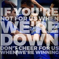 Chelsea FC always a fan