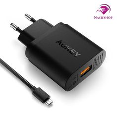 AUKEY Quick Charge 2.0 Caricatore usb a muro 18W
