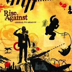 Awesome album that opens your eyes about world problems. I have no doubt that if more people listen to them, we could start something big that'd make an impact on the world. Appeal to Reason by Rise Against.