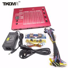 "Find More Signal Generators Information about LED LCD Panel Tester Tool For TV Laptop Repair With Built in 100 Kinds of Lvds Screen Resolutions Support 7 84"" Free Shipping,High Quality led light strips for homes,China laptop alienware Suppliers, Cheap laptop led panel from TD TV&Laptop LED/LCD Shop on Aliexpress.com"