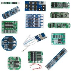 Details about BMS PCB Protection Board For 18650 Li-ion Lithium Battery Cell in 2019 Lithium Battery Charger, Solar Battery, Lead Acid Battery, Electronics Projects, Diy Electronics, Batterie Lithium, Golf Cart Batteries, Climate Change Effects, Ebay
