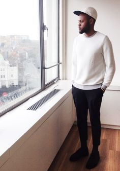 On that casual Sunday vibe for today's look.http://asos.do/uhwUJc