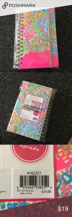 Lilly Pulitzer 2017 Agenda Brand new, still in wrapping! NWT Lilly Pulitzer Other