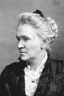 """Wow, what a strong face she had! Matilda Electa Joslyn Gage (March 24, 1826 – March 18, 1898) was a suffragist, an activist for Native American rights, an abolitionist, a freethinker, and a prolific author, who was """"born with a hatred of oppression"""""""