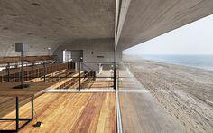 Grab a Book by the Beach in China's Seashore Library Infinite Legroom | Infinite Legroom