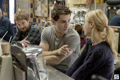 Sam Witwer, Kristen Hager, Sam Huntington - Being Human SyFy