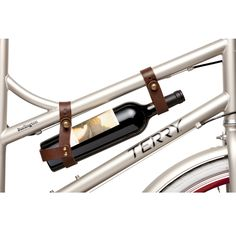 The BEST BICYCLE ACCESSORY EVER! Oopsmark Cycling Gifts | Oopsmark Bicycle Wine Rack | Bicycle Gift | Terry Bicycles