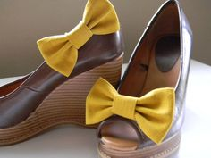 shoe clips! by dreaming of dandelions