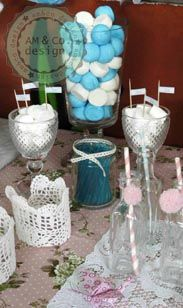Candy Bar Baby Shower personalizado 03