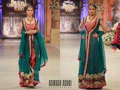 Pakistani, bridal, Bridal Couture week
