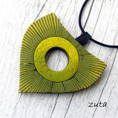 Pendant by Zuzana Talaskova