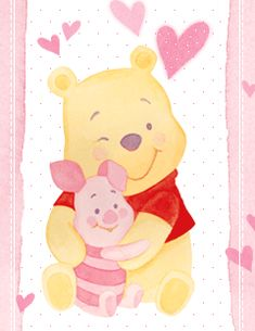 The perfect Hug Piglet Pooh Animated GIF for your conversation. Discover and Share the best GIFs on Tenor. Winnie The Pooh Cartoon, Winnie The Pooh Pictures, Cute Winnie The Pooh, Winnie The Pooh Quotes, Winnie The Pooh Friends, Bear Wallpaper, Disney Wallpaper, Cartoon Wallpaper, Cute Disney Drawings