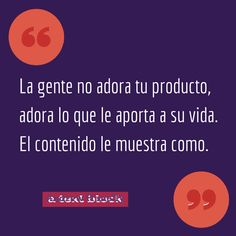 #Frase #MarketingDeContenidos