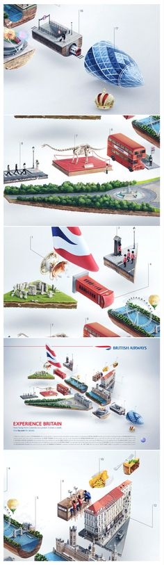 British Airways – Experience Britain