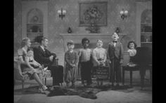 "Mrs. Hood, Junior, Mr. Hood (Darla's parents), listen to  Porky, Buckwheat, Spanky, Alfalfa, Darla sing (their group is called ""The Nightengales""."