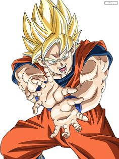 I love Goku