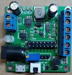 Lithium Battery Charger/Booster by Burgduino on Tindie Lithium Battery Charger, Voltage Regulator, Step Up, Circuit, Third, Solar, Ebay