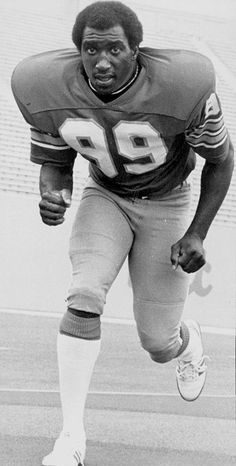 Hugh Green of Pittsburgh was a 3 time consensus All American selection and finished runner up for the Heisman trophy in 1980 which remains the highest finish for a purely defensive player to date.