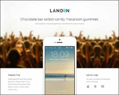 95+ Best Bootstrap Landing Page Templates | Designrazzi