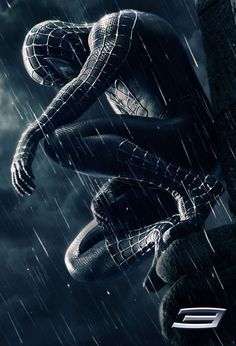 I know a lot of people thought Spider-Man 3 was awful, but I loved every second of it.