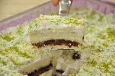 oktay ustadan bisküvili irmik tatlısı tarifi