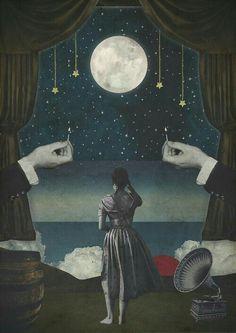 Que las noches fueron hechas principalmente para decir cosas que no puedes decir mañana día