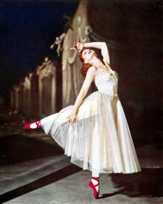 Moira Shearer in The Red Shoes (1948)