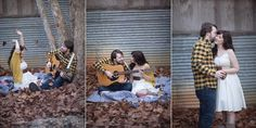 Kali Norton Photography - couple playing guitar and drinking coffee