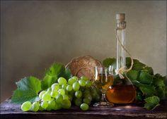 Listening grape blues... (Послушать снова виноградный блюз)┠ by Eleonora Grigorjeva