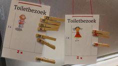 Gezien: maximaal twee keer (tussen de pauzes?) naar het toilet. #klassenmanagement @eimink Teacher, Holiday Decor, Classroom Ideas, Collections, Beautiful, Professor, Classroom Setup, Classroom Themes