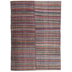 Pala Kilim | From a unique collection of antique and modern more carpets at https://www.1stdibs.com/furniture/rugs-carpets/area-rugs-carpets/