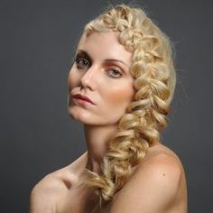 HOW-TO: Asymmetrical French Braid from TONI
