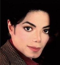Michael Jackson Crimson Checkered Jacket,