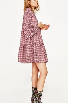 15 Gloriously Breezy Tent Dresses to Get You Through Summer via @PureWow