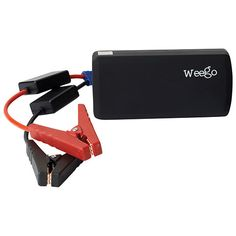 Weego 12000mAh Jump Starter Battery+ (JS12) : Solar Panels & Chargers - Best Buy Canada