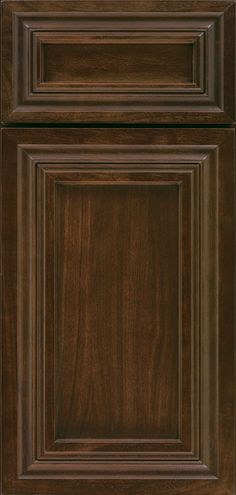 Cabinet Door Styles Gallery - Custom Cabinetry - OmegaCabinetry.com #OmegaVanityMakeover