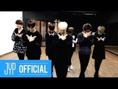 """GOT7 """"Fly"""" Dance Practice (Fly High Ver.) THIS IS MY FAVORITE DANCE PRACTICE OF THEIRS SO FAR OMG"""