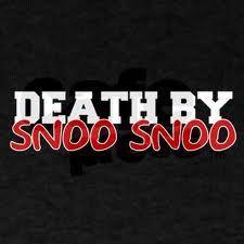 I had snoo snoo!