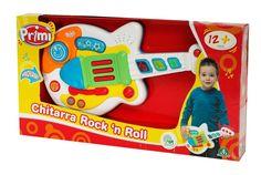 Giochi Preziosi CCP23343 Chitarra Rock'n Roll: Amazon.it: Giochi e giocattoli