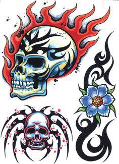 All About Art Tattoo Studio Flash Art. Upstairs 5 Good Street, Rangiora. 7400 03 310 6669 or 022 125 7761 allaboutartrangioria.com
