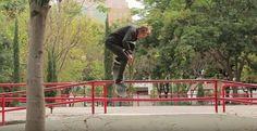 Jart Skateboards   Mexico Tour