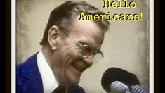Paul Harvey Like You've Never Seen Him! Paul Harvey Quotes, Silent Majority, President Ronald Reagan, The Orator, Cherished Memories, American Country, Quotable Quotes, The Incredibles, This Or That Questions