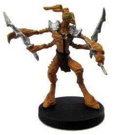 Thri-Kreen (Sword) #17/45 D&D Icons of the Realms: Storm King's Thunder