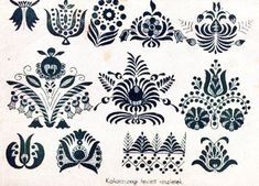 Hungarian Embroidery Ideas A teljes méretű képhez kattints ide Chain Stitch Embroidery, Embroidery Stitches, Embroidery Patterns, Hungarian Embroidery, Folk Embroidery, Stitch Head, Egg Art, Stencil, Embroidery Techniques