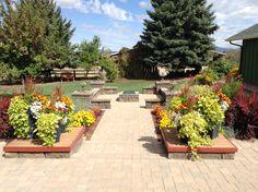 Returning to a Garden After Almost a Decade - FineGardening Sun Garden, Lawn And Garden, Brick Paver Patio, Fine Gardening, Planting Bulbs, Garden Photos, Garden Structures, Small Trees, Garden Gates