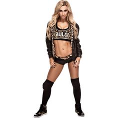 Carmella ❤ liked on Polyvore featuring carmella, people and wwe