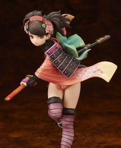 Muramasa: The Demon Blade Momohime - Oironaoshi - 1/8 Scale Figure 1