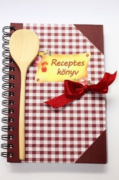 2. Recept füzet