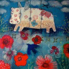 kumikosayuri:  21colors Art by Karen Hoepting